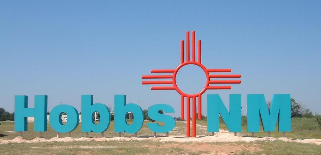 Hobbs Sign3
