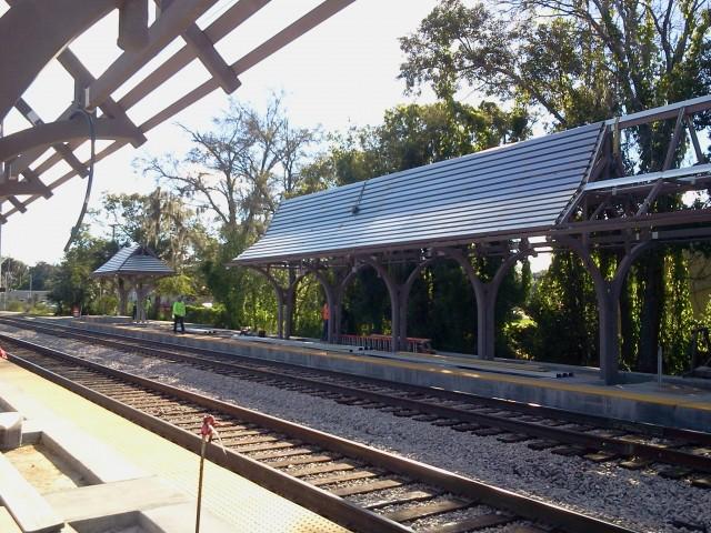 Train Station 5