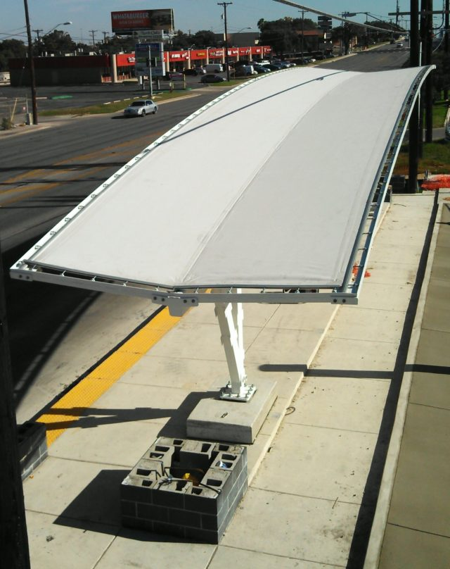 Bus Stop Canopy
